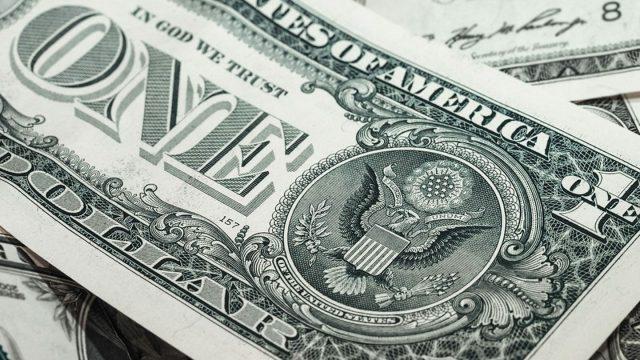 ВТБ предсказал доллар по 55 рублей