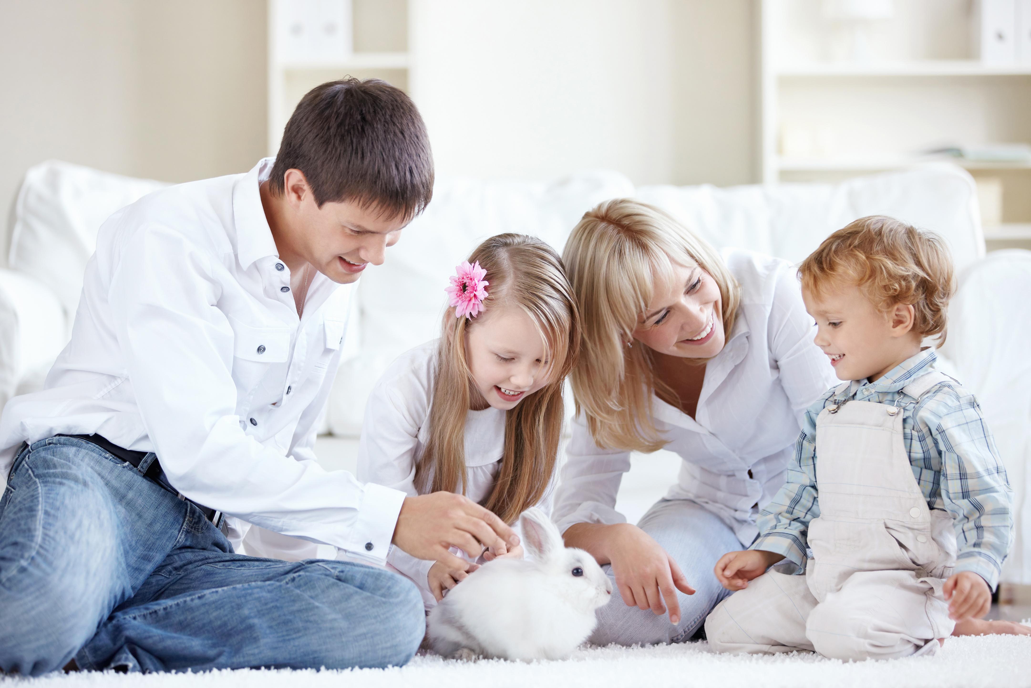 Нужна ли прописка ребенку?