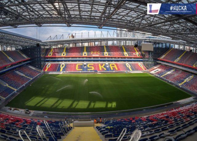 ВЭБ инвестировал в строительство стадиона ФК ЦСКА $240 млн