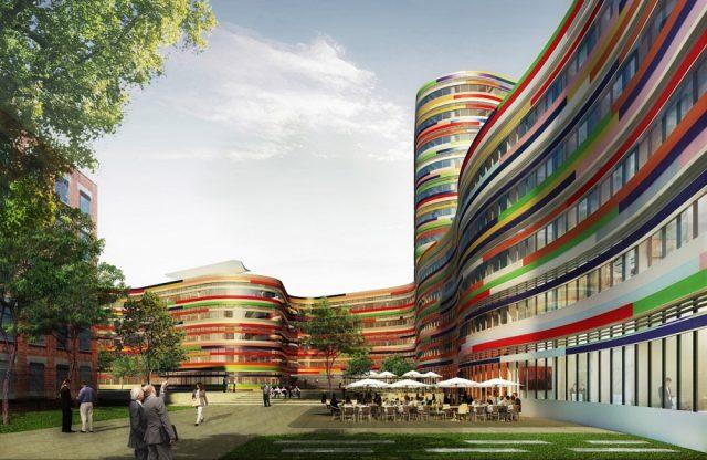 Белый дом займется урбанизмом. В рамках нацпроекта «Городская среда»