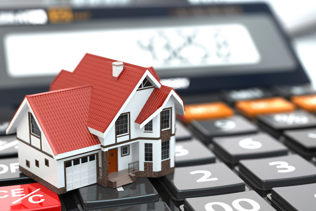 налог на недвижимости для ипотеки менее