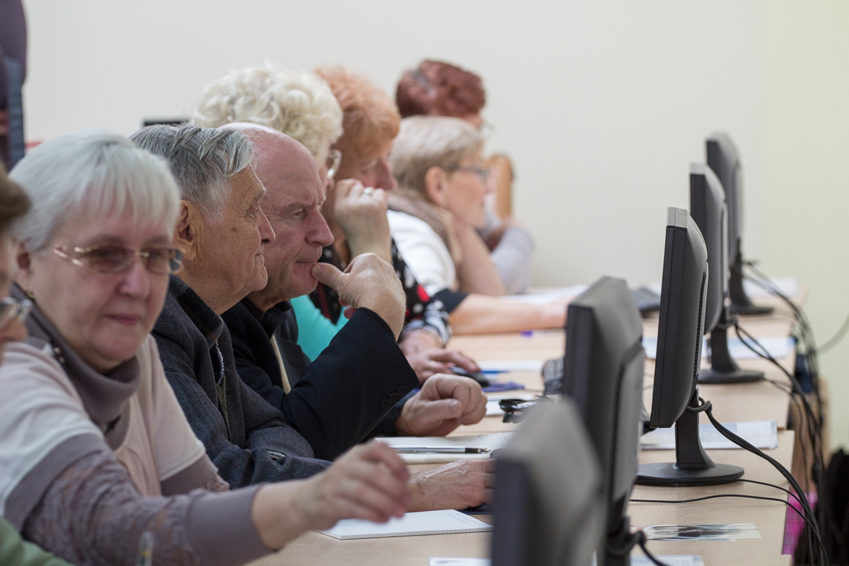 Подработка для пенсионеров в выходные