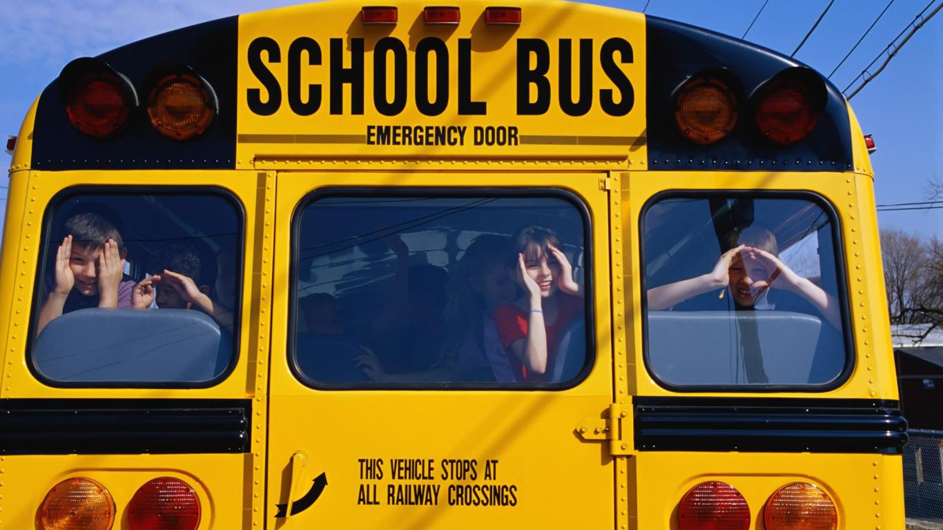 льготы школьникам на проезд в автобусе 2017
