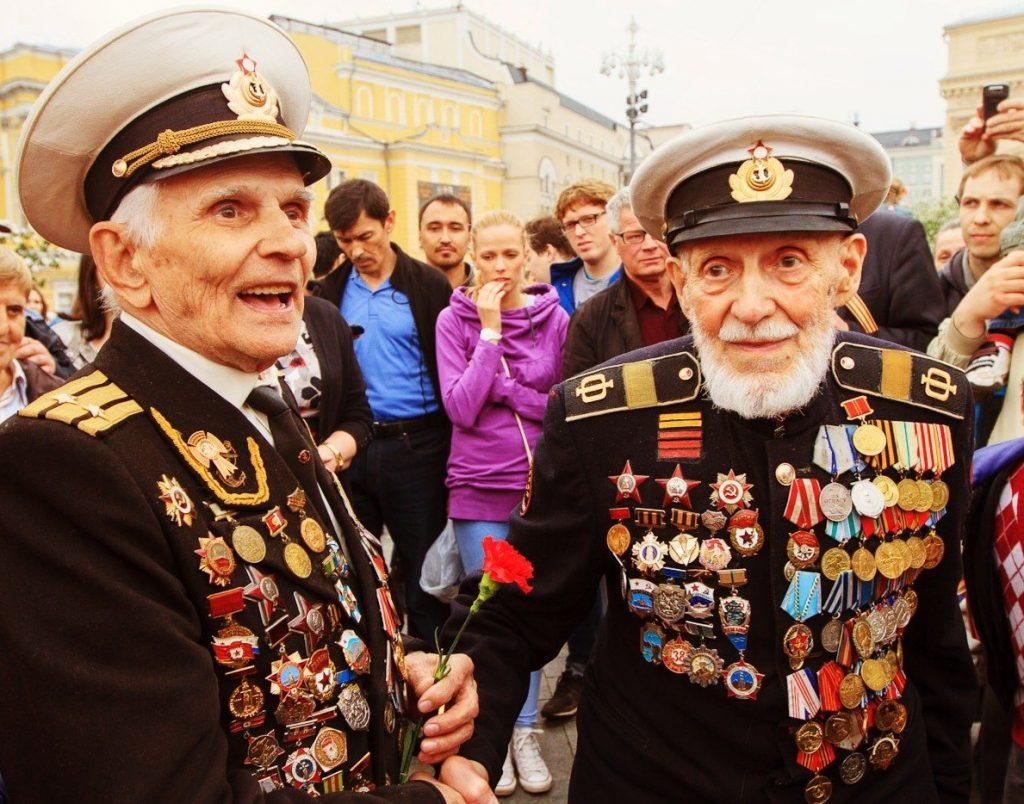 Льготы ветеранам труда федерального значения в 2017 году