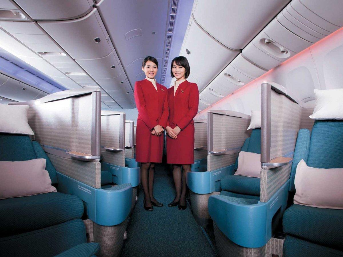 топ 10 авиакомпаний мира