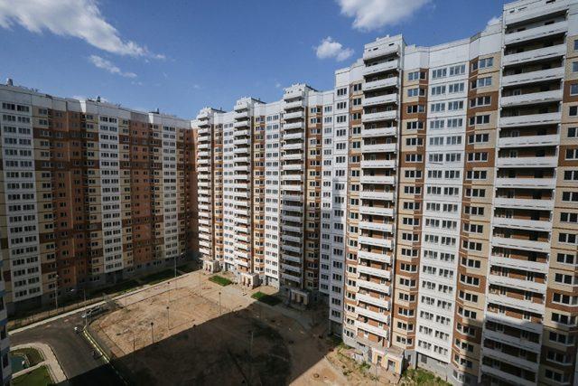 В России предложили отменить штрафы за медленное строительство домов