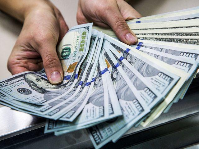 Бегство из доллара в доллар