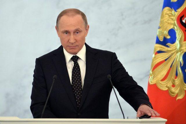 Путин предложил в 2017 г