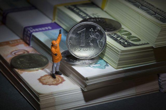 Нерушимый рубль. Национальной валюте велено крепиться