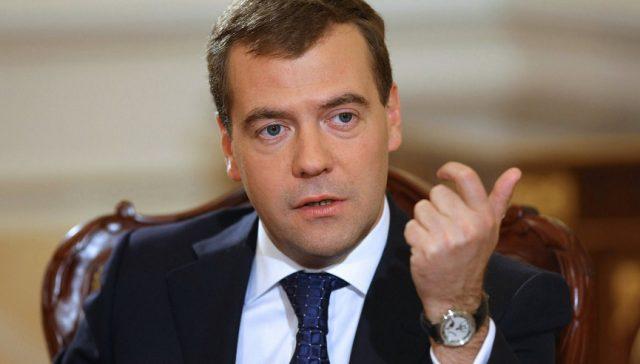 Медведев сообщил о разработке новой налоговой системы России