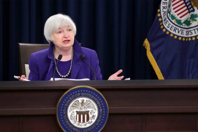 ФРС не удалось переубедить рынок. Экономисты и инвесторы ждут только двух повышений ставки в 2017 году