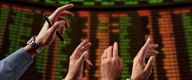 Объемы ценных бумаг пошли в рост