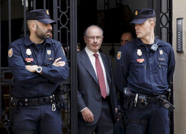 Бывший глава МВФ получил 4,5 года тюрьмы за мошенничество