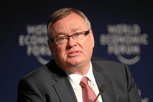 Глава ВТБ спрогнозировал укрепление доллара до 64 рублей к концу 2017 года