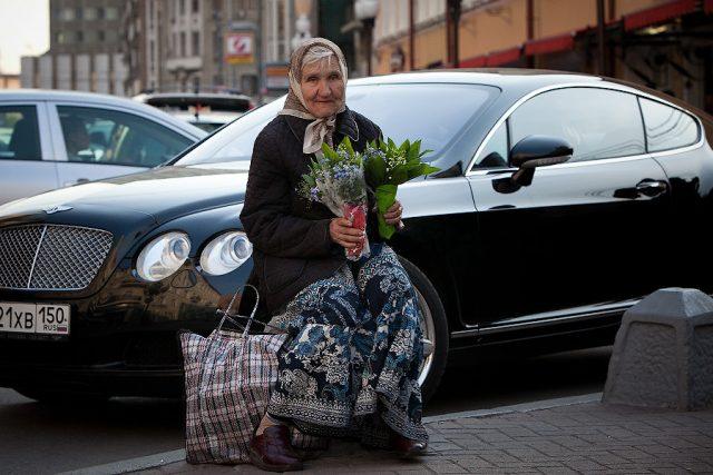 «Социальная помощь становится бессмысленной» Чем уникальна российская бедность