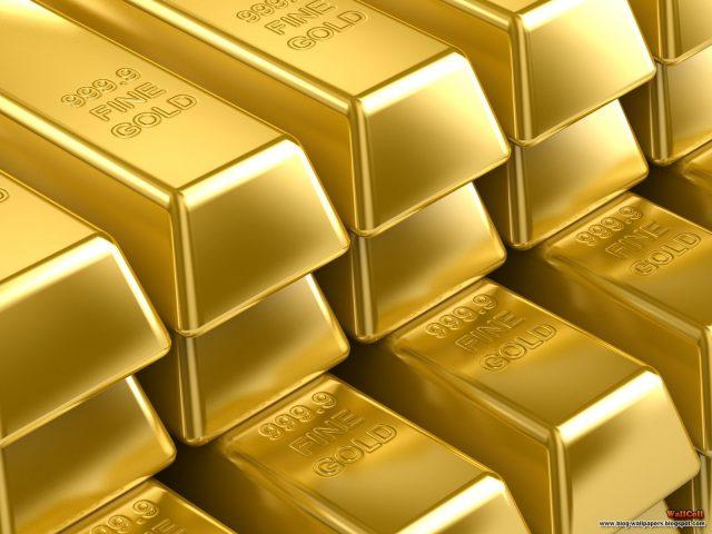 Золото подорожало до максимума за 5 месяцев из-за геополитической напряженности