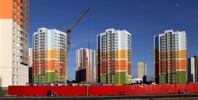 Вместо метров. Средства программы по строительству доступного жилья ушли на ипотеку