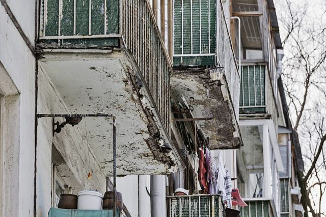 Снос пятиэтажек претерпел реновацию