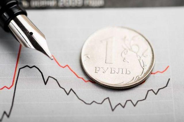 Летом рубль ждет десятипроцентное ослабление и сильные колебания