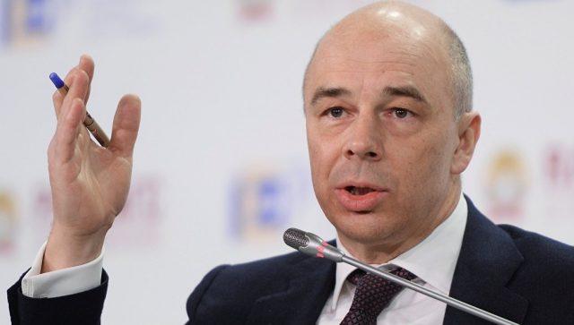 Силуанов не видит рисков для планов правительства РФ по курсу рубля и инфляции