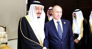 Путин рассказал о действиях России и Саудовской Аравии на рынке нефти