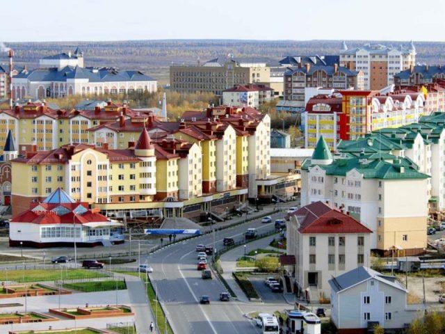 Пенсия в Салехарде и Ямало-Ненецкий автономный округ