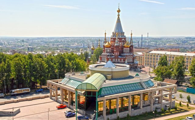 Пенсия в Ижевске и Удмуртская Республике