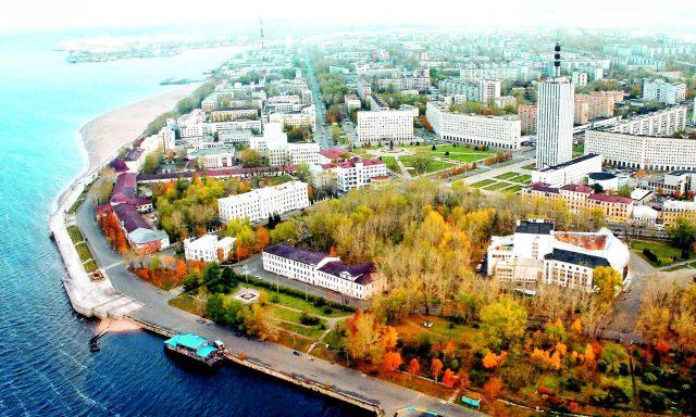 в Архангельске и Архангельской области