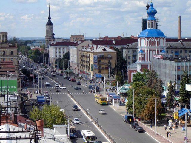 Пенсия в Калуге и Калужской области