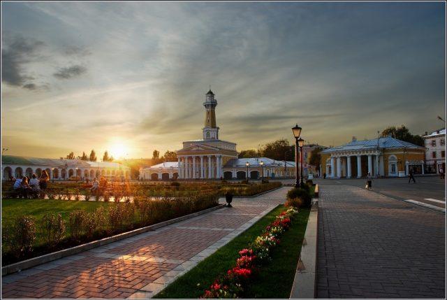 Пенсия в Костроме и Костромской области