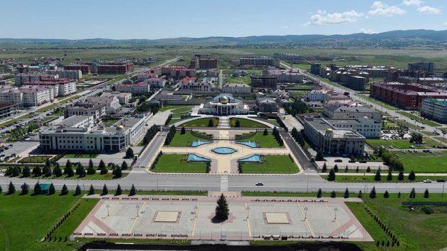 Пенсия в Магасе и Республике Ингушетия