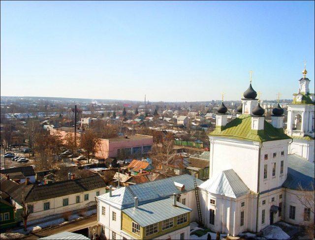 Пенсия в Орле и Орловской области