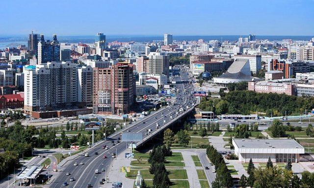 Пенсия в Новосибирской области и Новосибирске