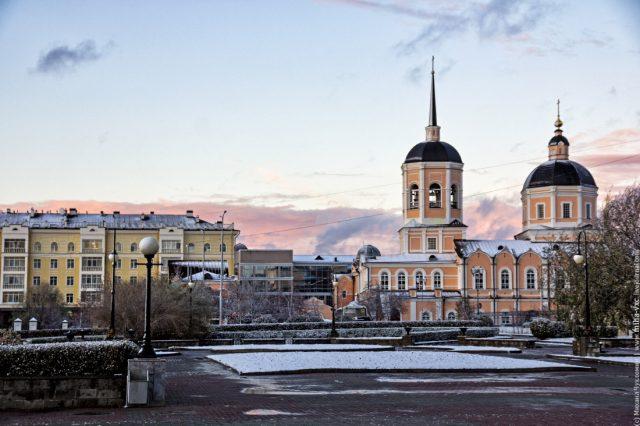 Пенсия в Томске и Томской области