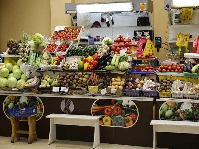 В России резко подорожал минимальный набор продуктов