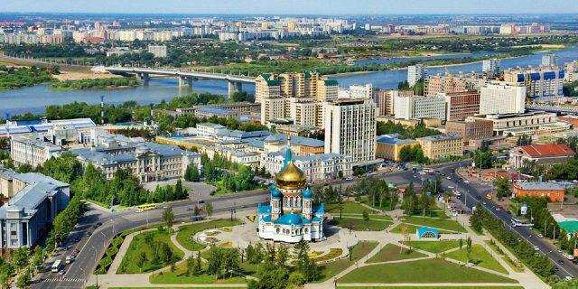 Пенсия в Омске и Омской области