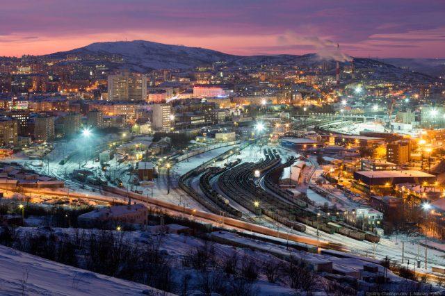 Пенсия в Мурманске и Мурманской области