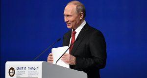 Путин: Стараемся, чтобы бизнесу работать в РФ было и выгодно, приятно