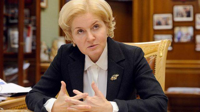 Голодец пообещала среднюю пенсию в 16,4 тысячи рублей к 2020 году