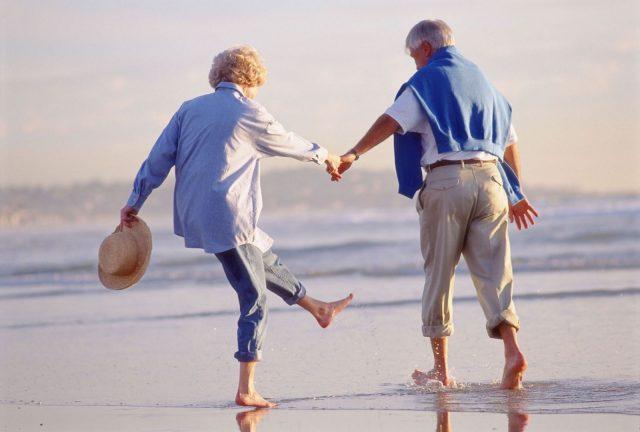 Пенсия после 80 лет