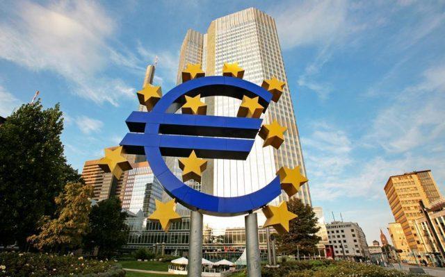 ЕЦБ сохранил базовую ставку на нулевом уровне, как и ожидалось
