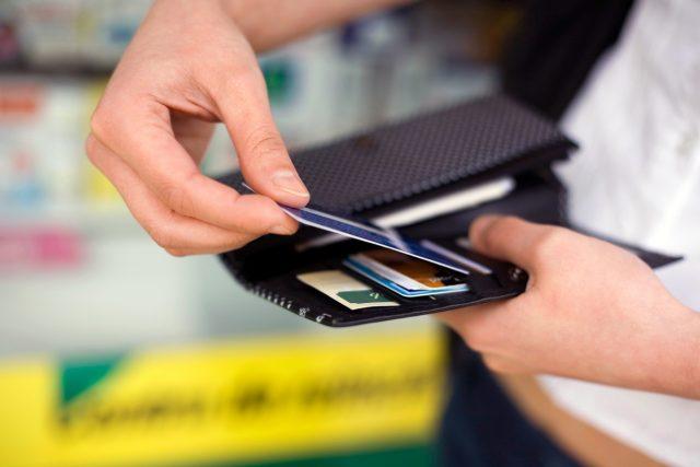 Лимит по кредитным картам достиг максимума за четыре года