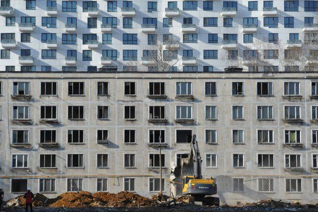 Реновации добавляют десятую часть. Программу сноса могут расширить еще на 500 домов