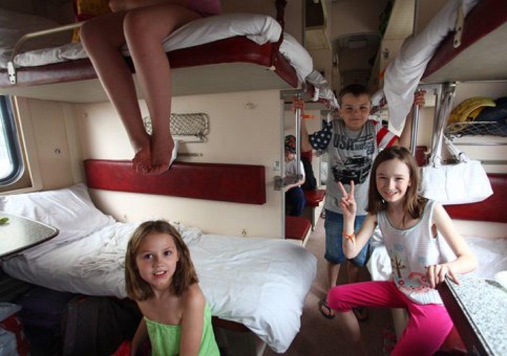Льготы школьникам на поезда дальнего следования в 2018 году