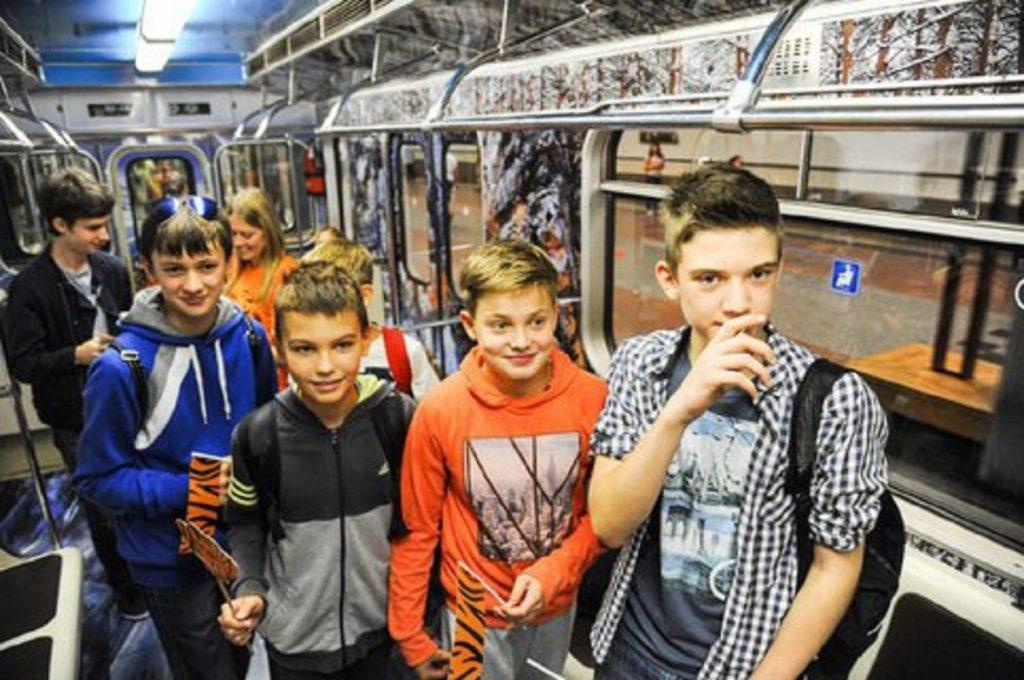 Льготы школьникам на проезд в метро в 2018 году