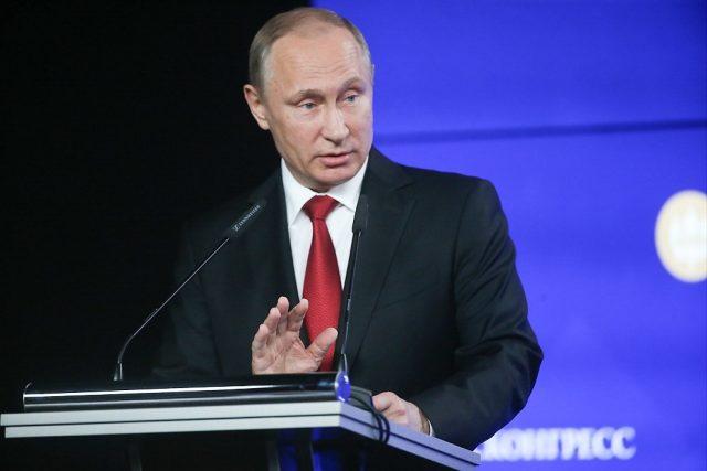Путин рассказал о стратегии российской экономики