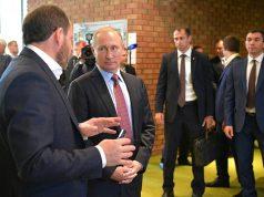 Путин объявил о реформе региональных финансов
