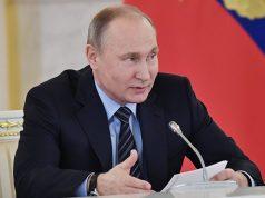 Путин: Рецессия в экономике РФ завершилась