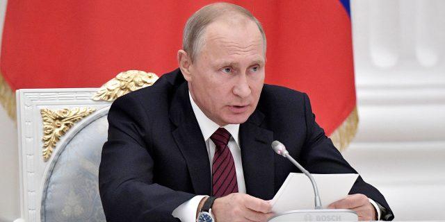 Путин дал поручения по налоговой амнистии и жилищным платежам