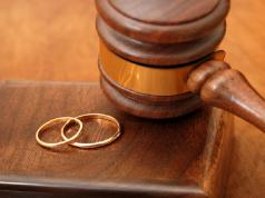 Госпошлина на развод